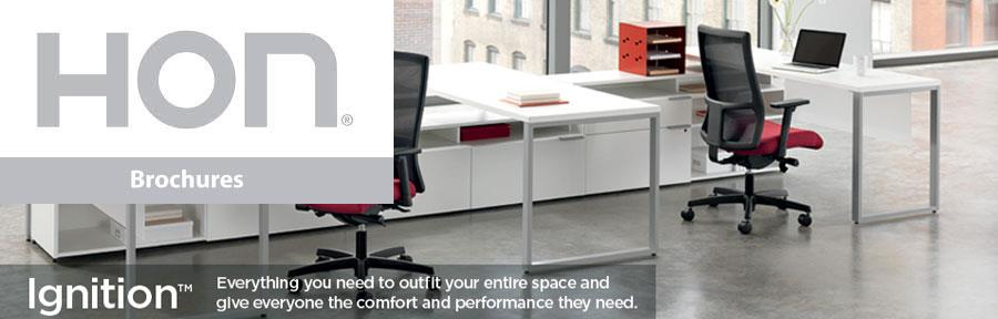HON Office Furniture Catalogs